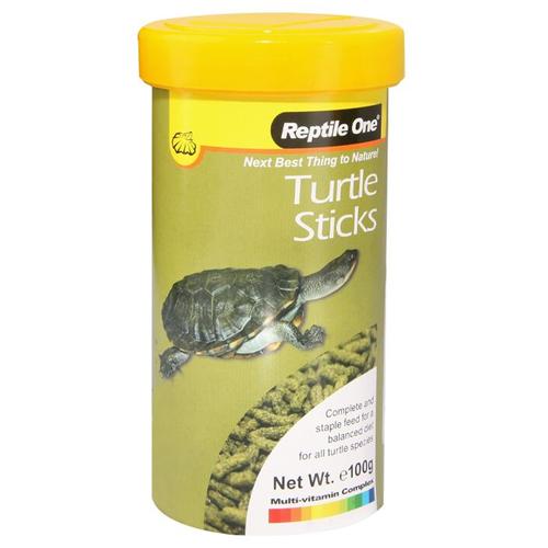 Reptile One Turtle Sticks 100g - Medium (11533)