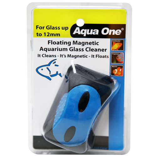 Aqua One Floating Magnet Glass Cleaner (LG) (10102)