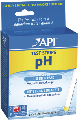 API pH Test Strips (25pk)