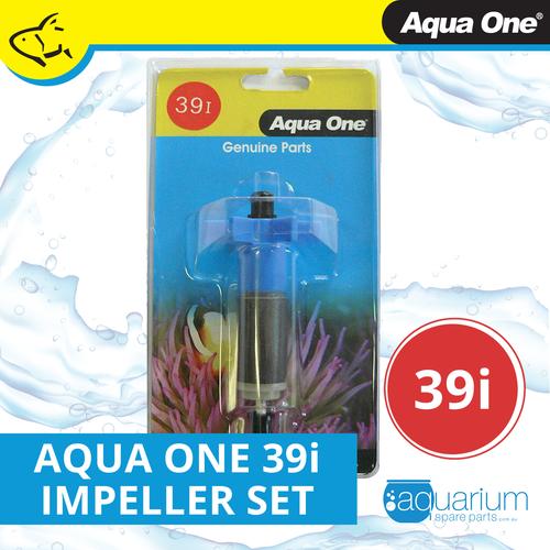 Aqua One Aquis 1000/1200 Canister Filter Impeller Set 39i (25039i)
