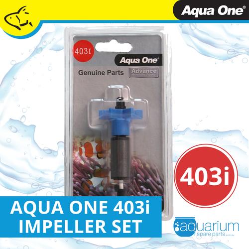 Aqua One Aquis Advance 1050/1250 Impeller Set 403i (25403i)