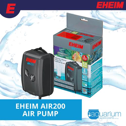 Eheim Air200 Air Pump (inc air diffusor & airline)
