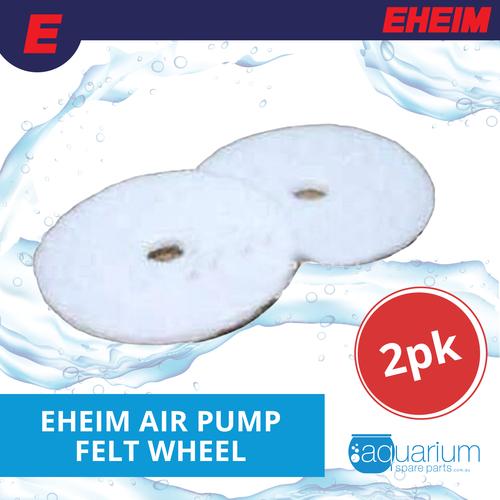 Eheim Air Pump Felt Wheel 2pk (7400030)