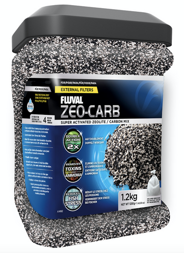 Fluval Zeo-Carb 1200gm
