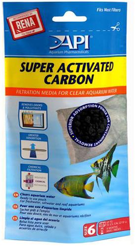 API Super Activated Carbon Pouch