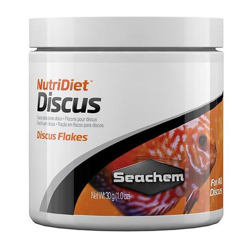 Seachem Nutridiet Discus Flakes 30g