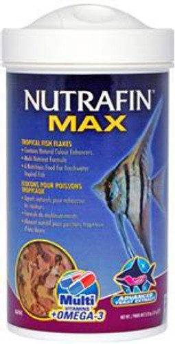 Nutrafin Tropical Fish Flakes 77gm