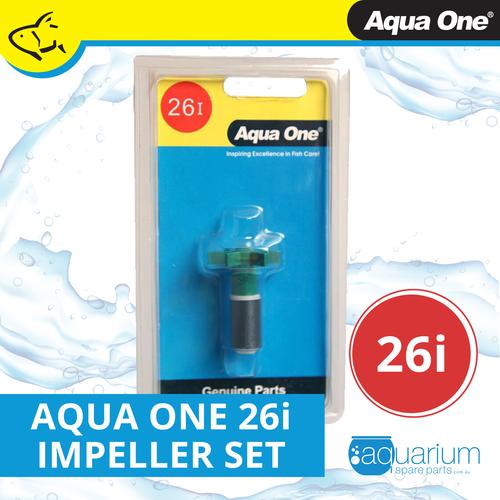 Aqua One 102F Maxi Internal, 102 Powerhead & AquaNano 40 Impeller Set 26i