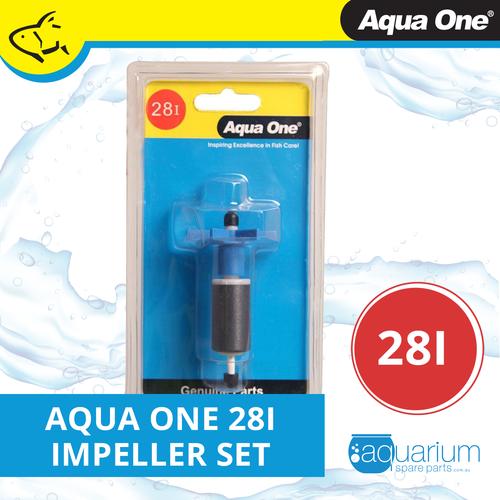 Aqua One 104F Maxi Internal & 104 Powerhead Impeller Set 28i (25028i)