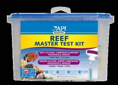 API Reef Master Test Kit 4 in 1