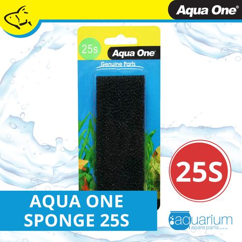 Aqua One 101F Maxi Internal Sponge 25s (25025s)