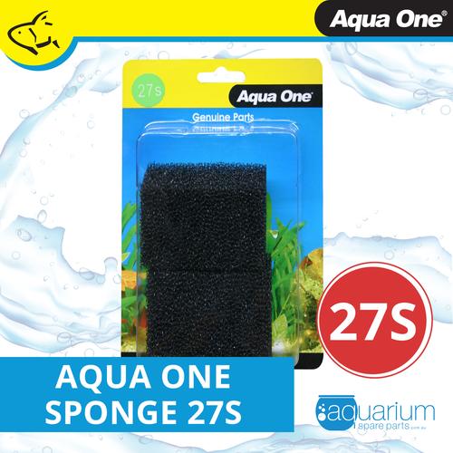 Aqua One 103F Maxi Internal Sponge 27s (25027s)