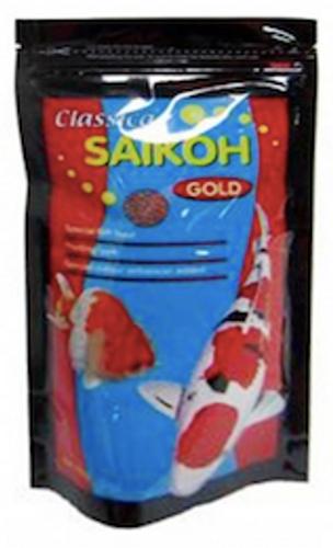Saikoh Basic Goldfish & Koi Pellet Mini - 100gm