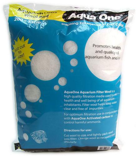 Aqua One Filter Wool Course 200x25cm (10392)