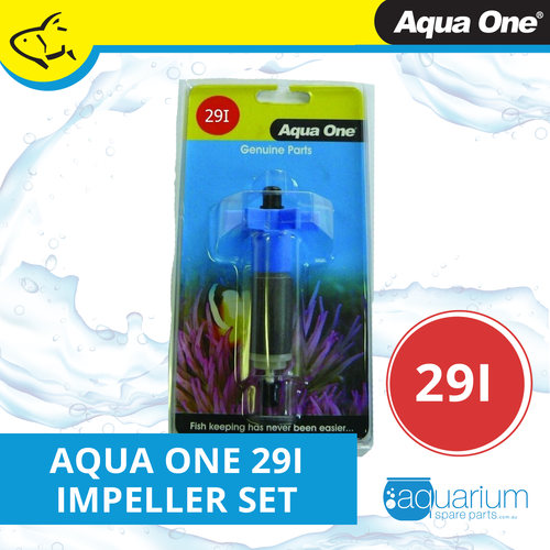 Aqua One 105 Powerhead Impeller Set 29i (25029i)