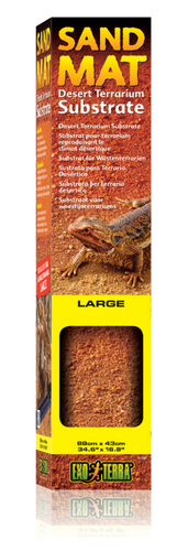 Exo Terra Sand Mat Substrate - Large (88 x 43cm) (PT2569)
