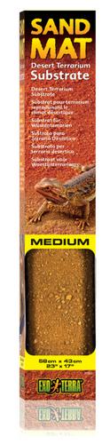 Exo Terra Sand Mat Substrate - Medium (58 x 43cm) (PT2563)