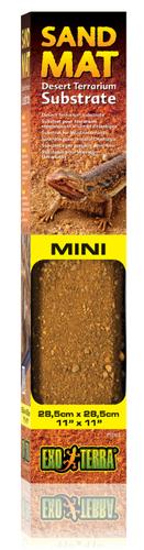 Exo Terra Sand Mat Substrate - Mini (29 x 28cm) (PT2561)