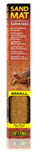 Exo Terra Sand Mat Substrate - Small (43 x 43cm) (PT2562)