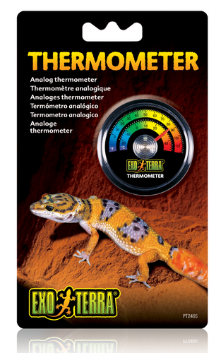 Exo Terra Rept O-Meter Thermometer (PT2465)