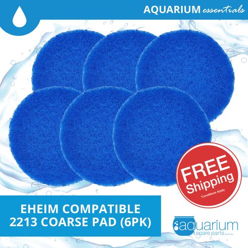 Eheim 2213 Compatible Course Pad (6pk)
