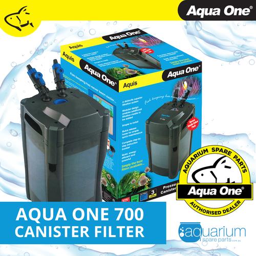 Aqua One Aquis 700 Canister Filter (11182)