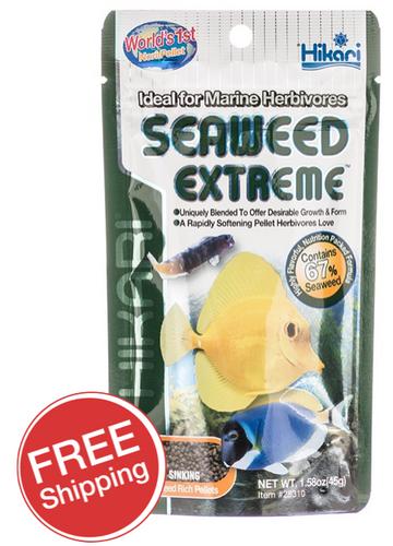 Hikari Seaweed Extreme Small 45gm (KH25310)