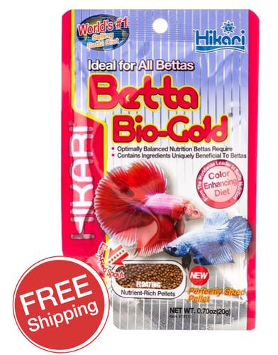 Hikari Betta Bio-Gold 20gm (KH19110)