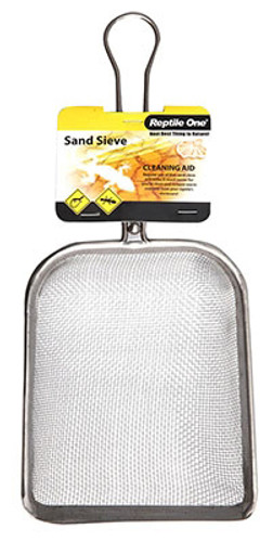 Reptile One Sand Sieve Stainless Steel Mesh (46609)