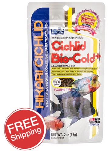 Hikari Cichlid Bio Gold Plus Mini 57g (KH15211)