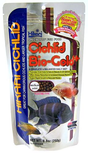 Hikari Cichlid Bio Gold Plus Medium 250g (KH15328)