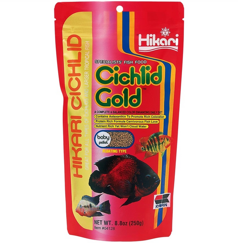Hikari Cichlid Gold Baby 250gm (KH04128)
