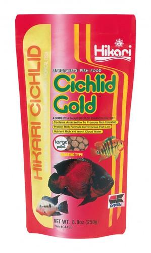 Hikari Cichlid Gold Mini 250gm (KH04228)
