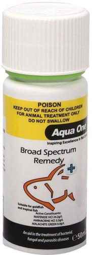 Aqua One Broad Spectrum Remedy 50ml (92136)