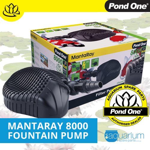 Pond One MantaRay 8000 Fountain Pump (93009)