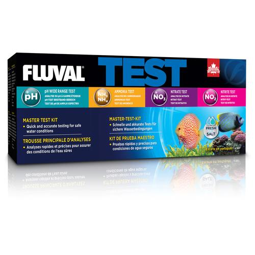 Fluval Master Test Kit