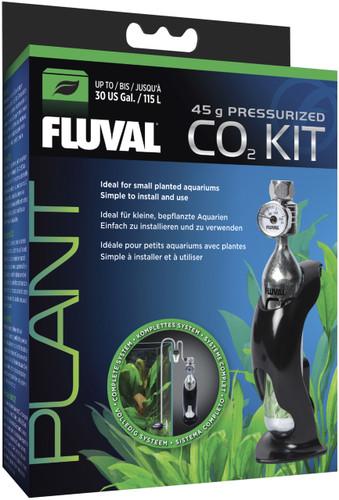 Fluval Pressurized CO2 Kit - 45gm