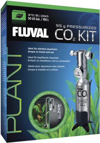 Fluval Pressurized CO2 Kit - 95gm