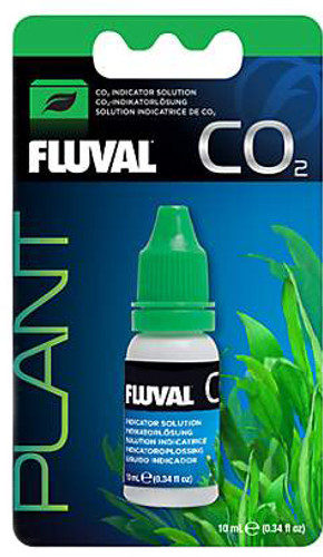 Fluval Pressurized CO2 Indicator Refill Solution 10ml