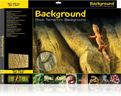 Exo Terra Rock Background - 36 x 24 inch (PT2966)