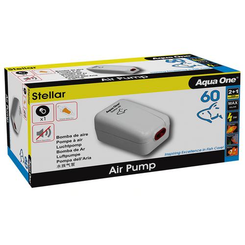 Aqua One Stellar 60 Air Pump 60LH (94132)