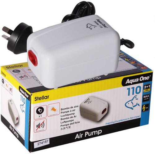 Aqua One Stellar 110 Air Pump 100LH (94133)