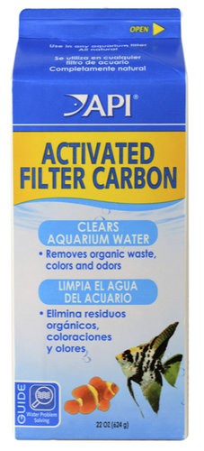 API Activated Filter Carbon 624gm