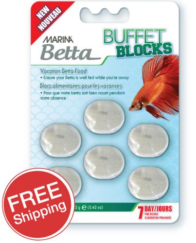 Marina Betta Buffet Vacation Block