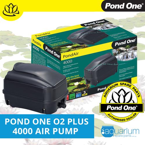 Pond One O2 Plus 4000 Air Pump (93065)