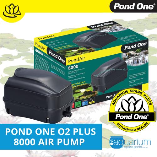 Pond One O2 Plus 8000 Air Pump (93066)