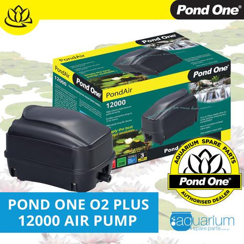 Pond One O2 Plus 12000 Air Pump (93067)