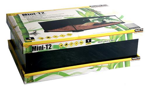 Reptile One Mini T2 Glass Terrarium 45x30x16cm (46194)