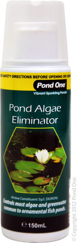 Pond One Algae Treatment 150ml (93301)