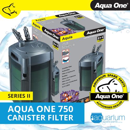 Aqua One Aquis 750 Series II Canister Filter (94102)